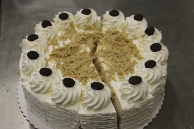 Gaštanová torta - 140g