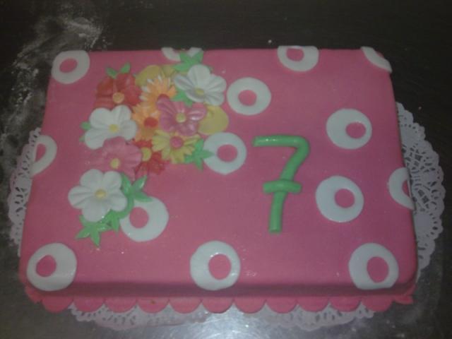 Obdĺžniková torta 1
