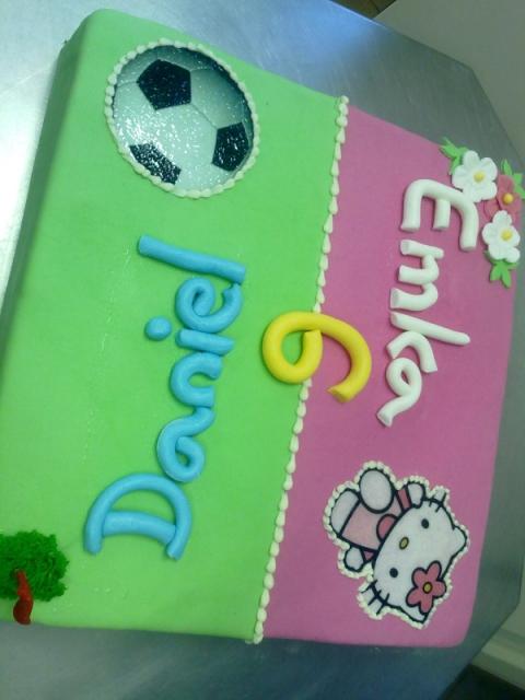 Obdĺžniková torta 17