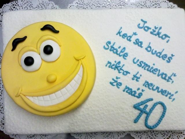 Obdĺžniková torta 2