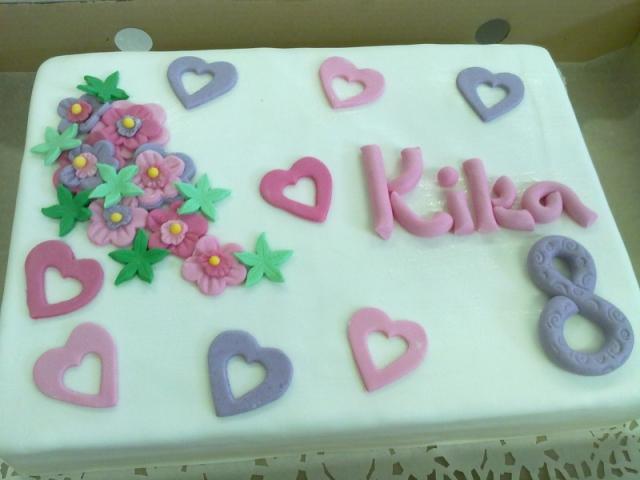 Obdĺžniková torta 3