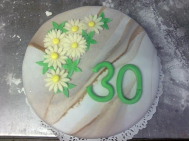 Okrúhla torta 15