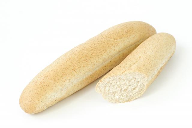 1/2 bageta grahamová - 115 g