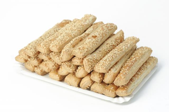 Slané pečivo – posyp sezam - 200 g