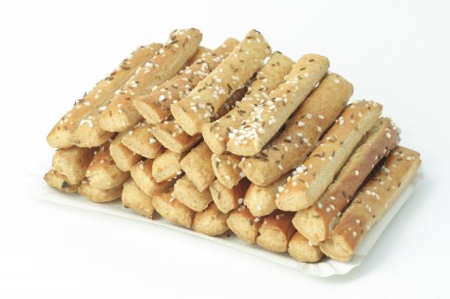 Slané pečivo - posyp soľ - 200 g