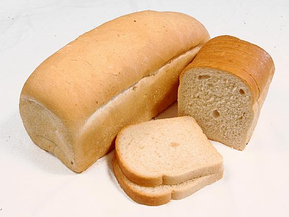 Chlieb TOASTOVÝ - biely - 500 g