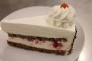 Jogurotvo-malinová torta - 140g