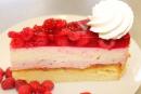 Macsarpone malinová torta - 140g
