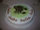 Okrúhla torta 10