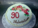 Okrúhla torta 14