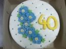 Okrúhla torta 22
