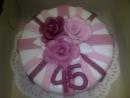 Okrúhla torta 34