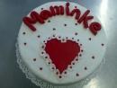 Okrúhla torta 50