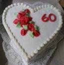 Srdiečková torta 25