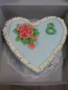 Srdiečková torta 26