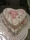 Srdiečková torta 27