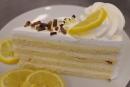 Svieža citrónová torta - 140g