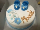 Torta na krst 18