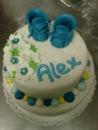 Torta na krst 2