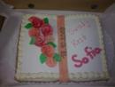 Torta na krst 20