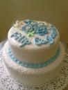 Torta na krst 3