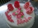 Torta na krst 4