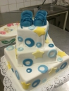 Torta na krst 5