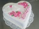 Torta na krst 8