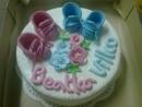 Torta na krst 9