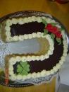 Torta podkova 1
