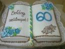 Torta v tvare knihy 3