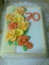 Torta v tvare knihy 4