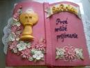 Torta v tvare knihy 6