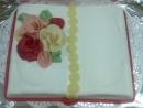 Torta v tvare knihy 8