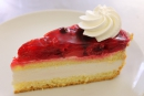 Tvarohová torta s lesným ovocím -140g
