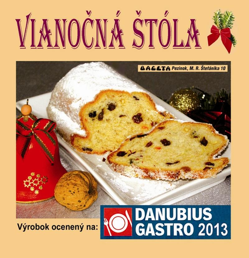 Vystava Danubius Gastro - Bageta